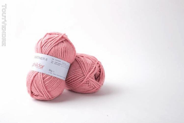 pelote de laine partner 6 berlingot 50 g