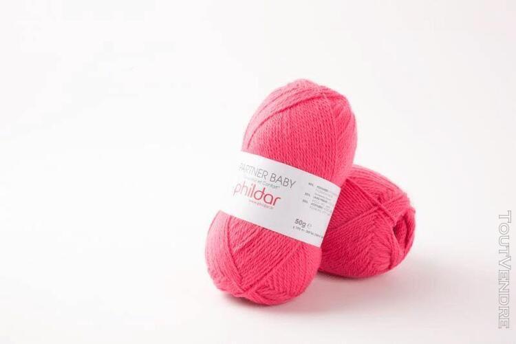 pelote de laine partner baby berlingot 5