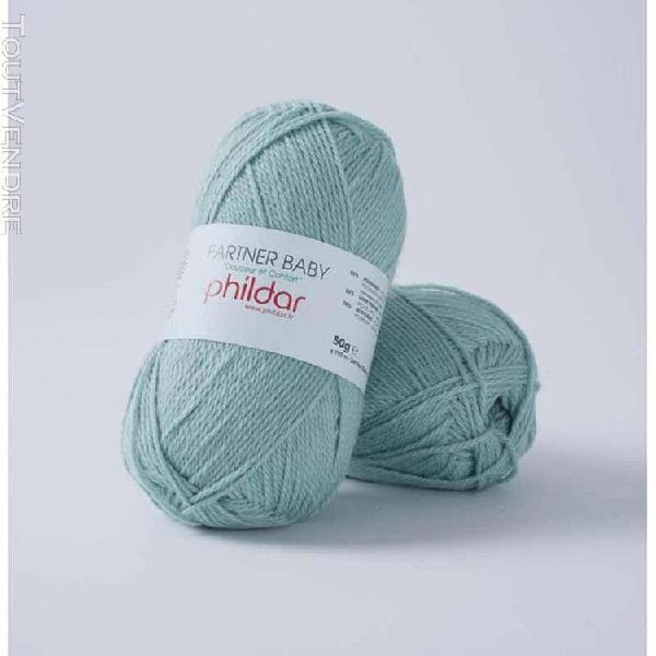 pelote de laine partner baby sirene 50 g