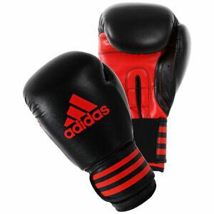 2 gants de boxe adidas training power 100 - 8 oz neuf