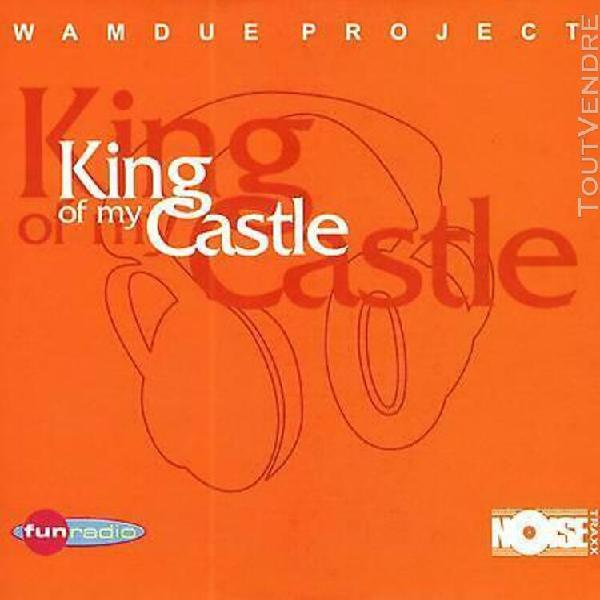 cd:wamdue project king of my castle