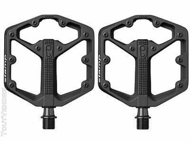 Crank brothers pédales stamp 2 noir small