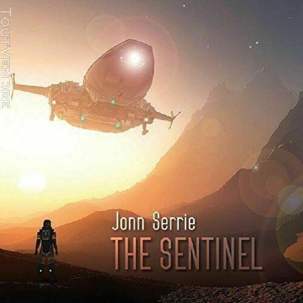 jonn serrie - the sentinel (cd)