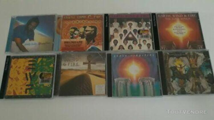 lot funk 8 cd earth wind and fire philip bailey