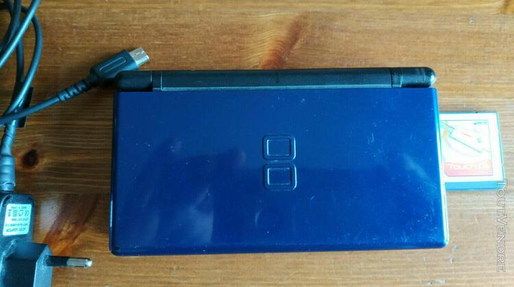 Nintendo ds lite console de jeu portable - bleu