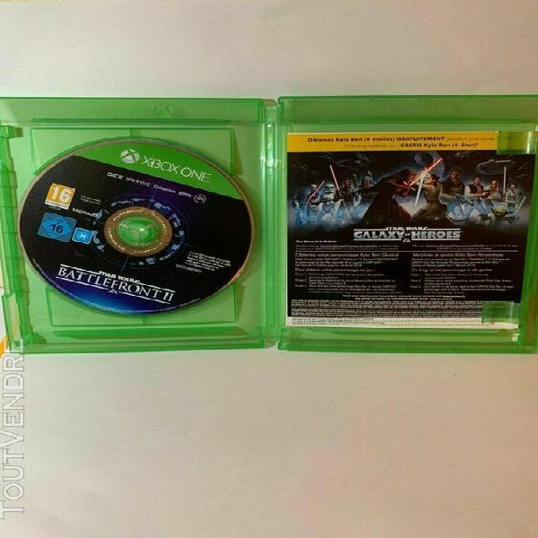 Star wars battlefront 2 xbox one pal fr jeu video ea sport g