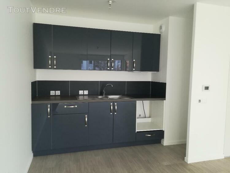 appartement neuf avec balcon les ulis 2 pièce(s) 44.90 m2