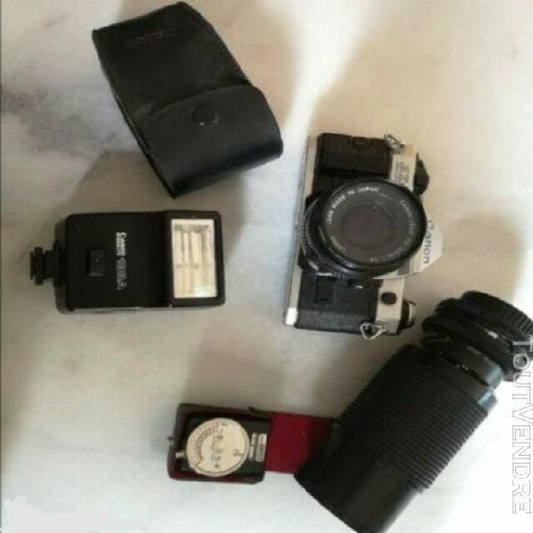 Canon ae1 ae-1 camera / argentique