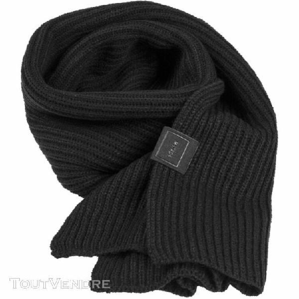 Urban classics - fisherman écharpe noir