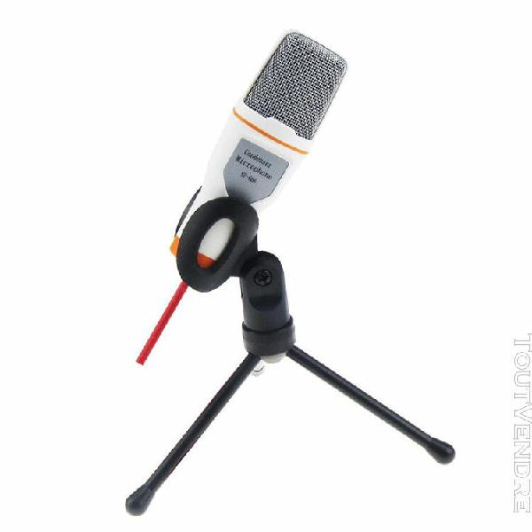 Audio pro microphone sonore à condensateur micro studio