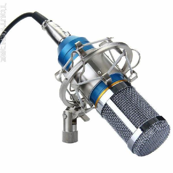 Microphone à condensateur professionnel mic sound studio