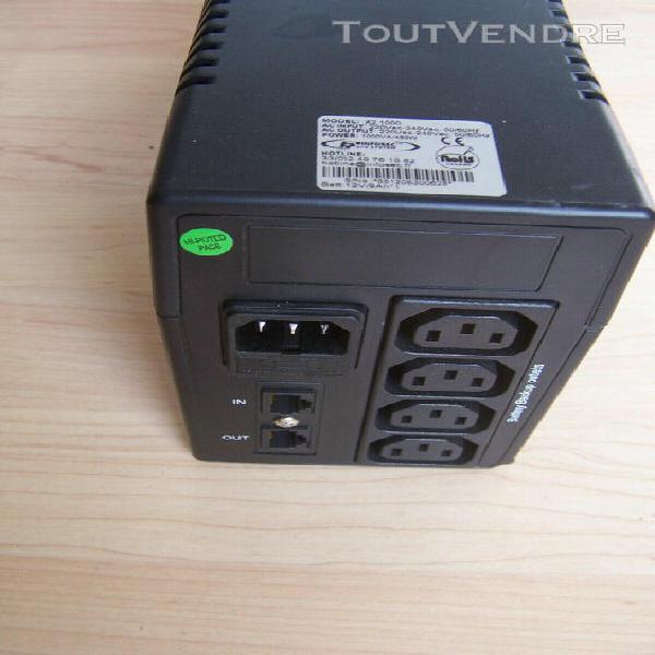 Onduleur infosec x2-1000 1000va sans batterie