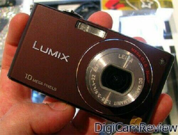 Panasonic lumix dmc fx37 appareil photo numérique ultra