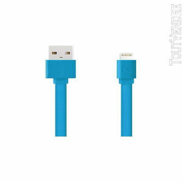 The kase paris 30327026 câble lightning certifié mfi apple