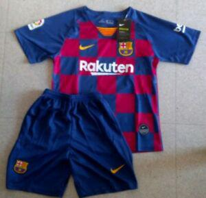 Ensemble barcelone messi 2019/2020 10 - 12 ans