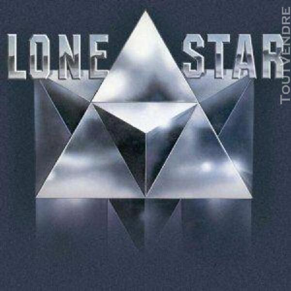 Lone star [remaster + 5 titres]