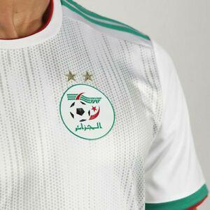 Maillot algérie domicile blanc 2 étoiles neuf plusieurs