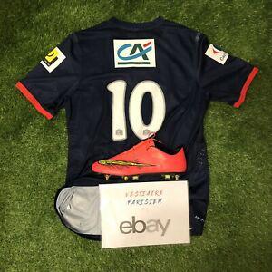Maillot porté zlatan ibrahimovic psg paris match worn