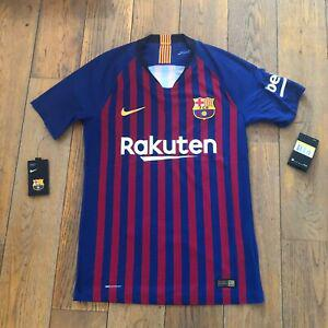 Nike fc barcelone aeroswift home match authentic taille s