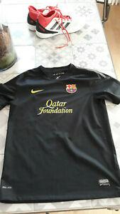 T-shirt fc barcelone maillot 12-13 ans taille l qatar