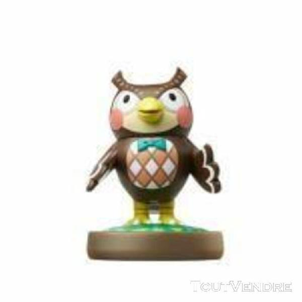 Amiibo futa / blathers - animal crossing series ver. [wii u]