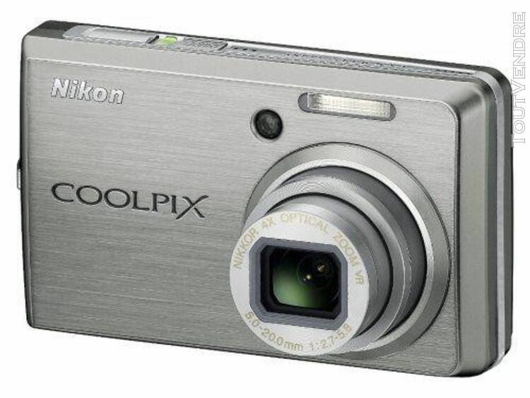 Appareil photo numérique nikon coolpix s600 coolpixs600s