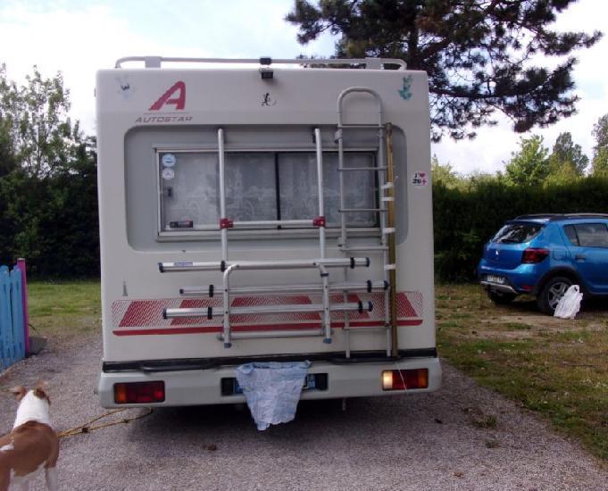 Camping car peugeot j5 turbo diesel