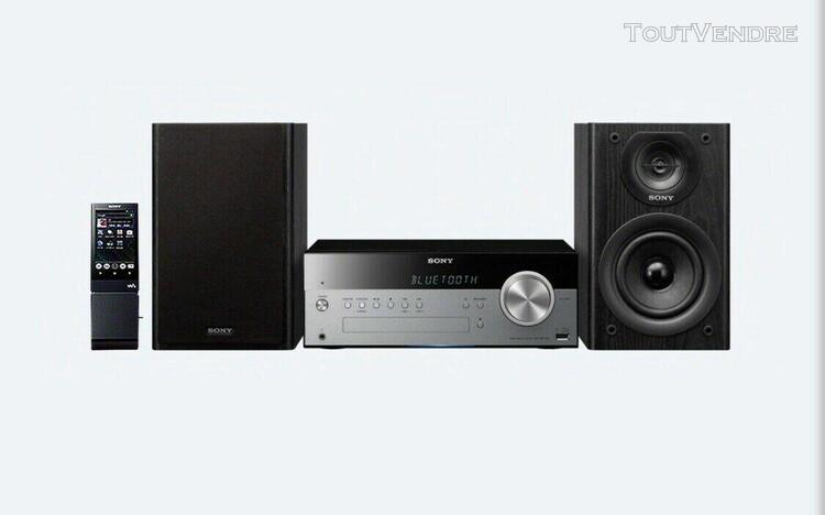 Chaine compact audio sony cmt-sbt100