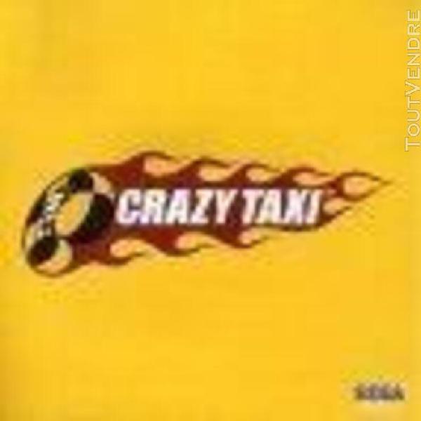 Crazy taxi platinium