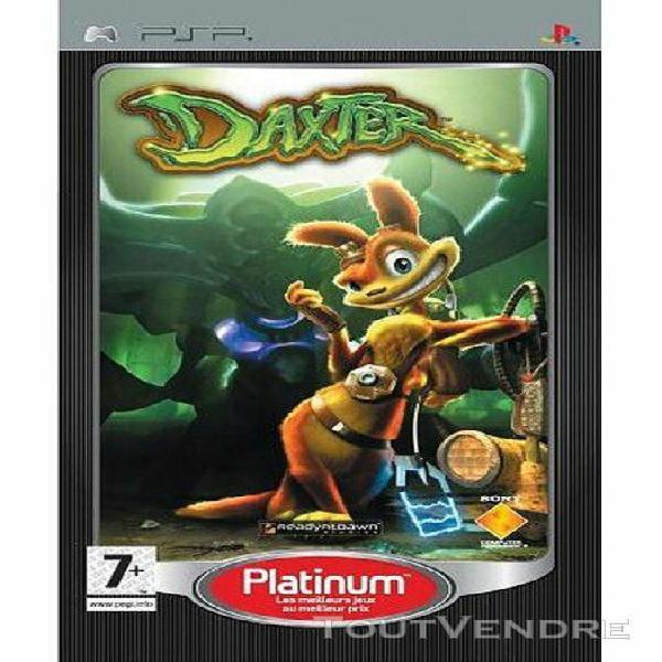 Daxter: platinum edition