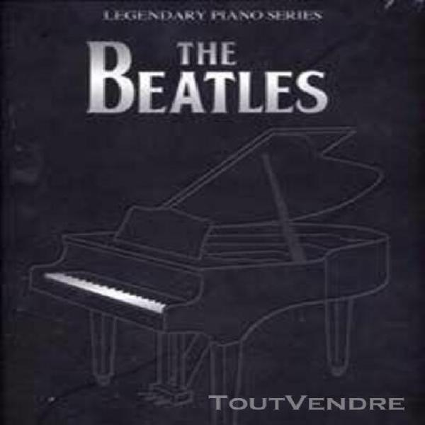 Legendary piano series beatles pvg (coffret luxe)