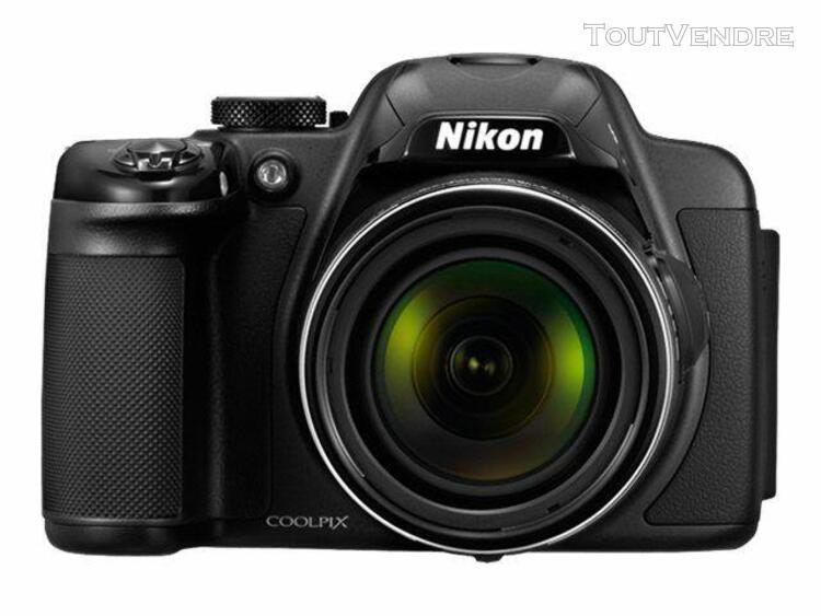Nikon coolpix p520 compact 18.1 mpix noir