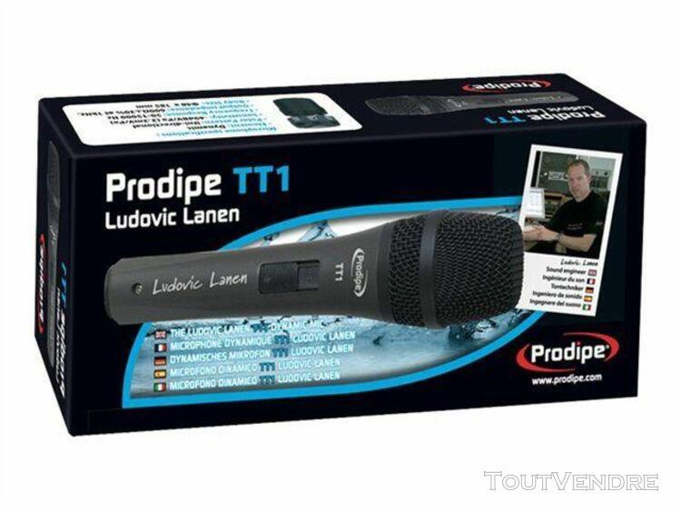 Prodipe tt1 ludovic lanen - microphone