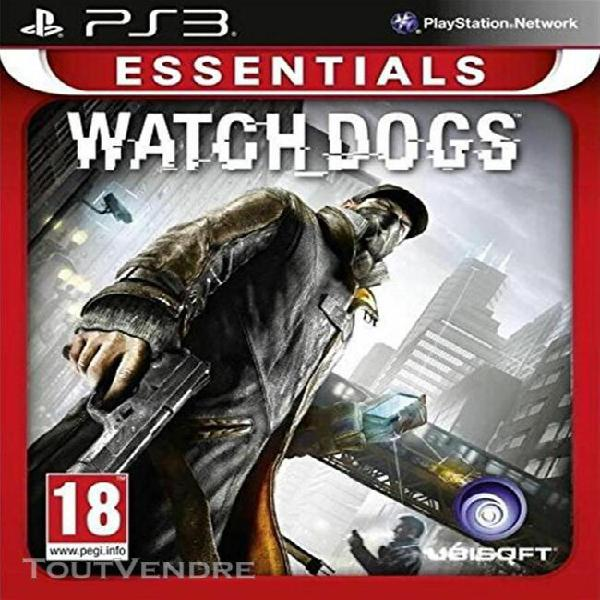Watch dogs - essentials