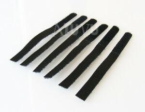 Lot de 6 serre cables scratch strap attaches auto-adherent