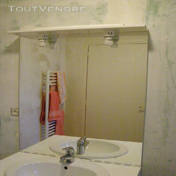 Miroir longueur hauteur offres mars clasf - Hauteur d un miroir de salle de bain ...