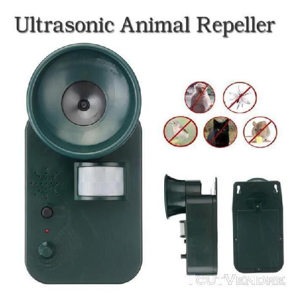 Répulsif souris ultrason anti serpent animaux