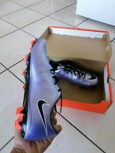Nike mercurial chaussures de football crampons t43