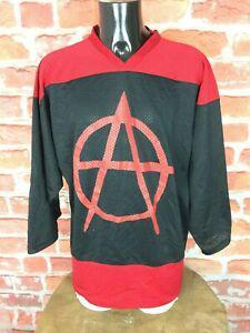 Punk's not dead jersey maillot anarchy k1 sportwear