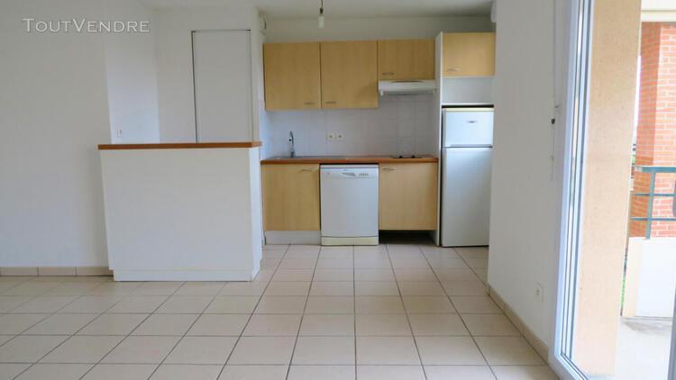 Appartement 3 pièces secteur la paderne à tournefeuille