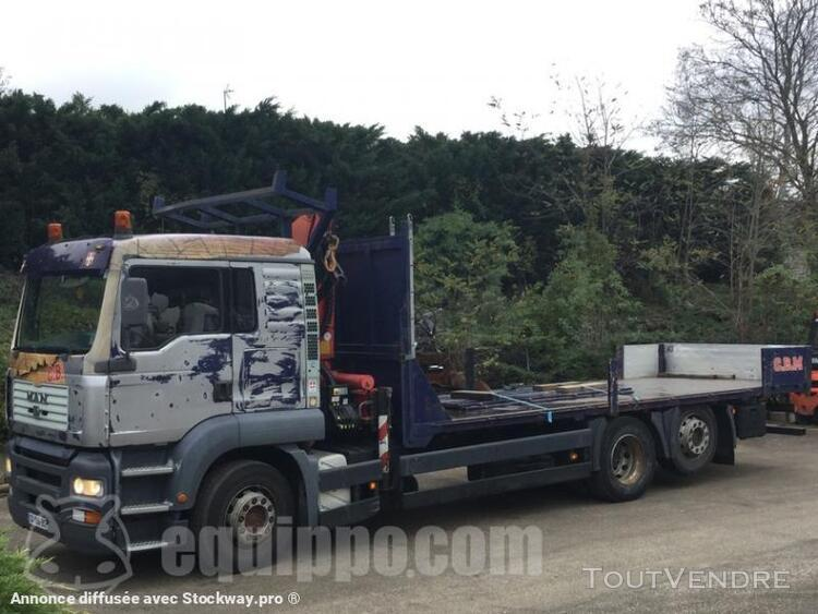 Camion (ptac > 3,5 t) standard - palfinger pk12000 on man h2