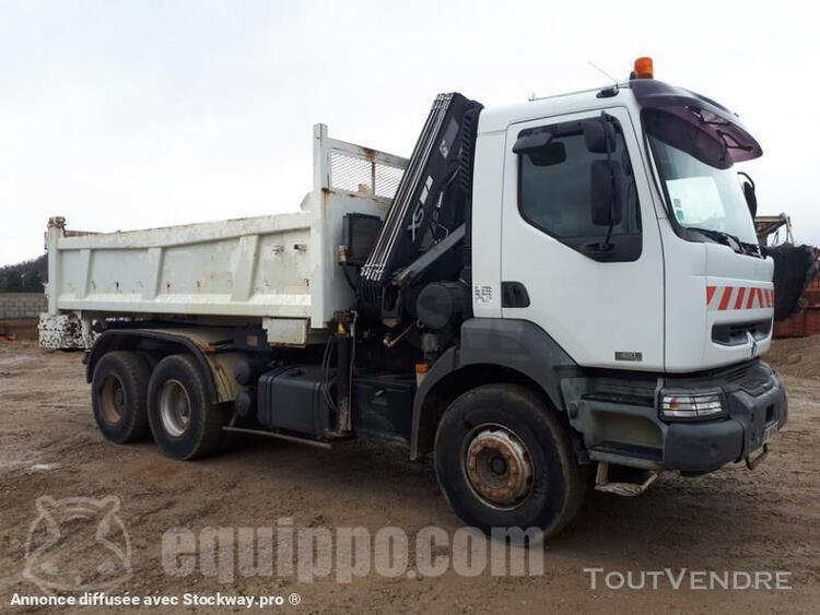 Camion (ptac > 3,5 t) standard - renault kerax