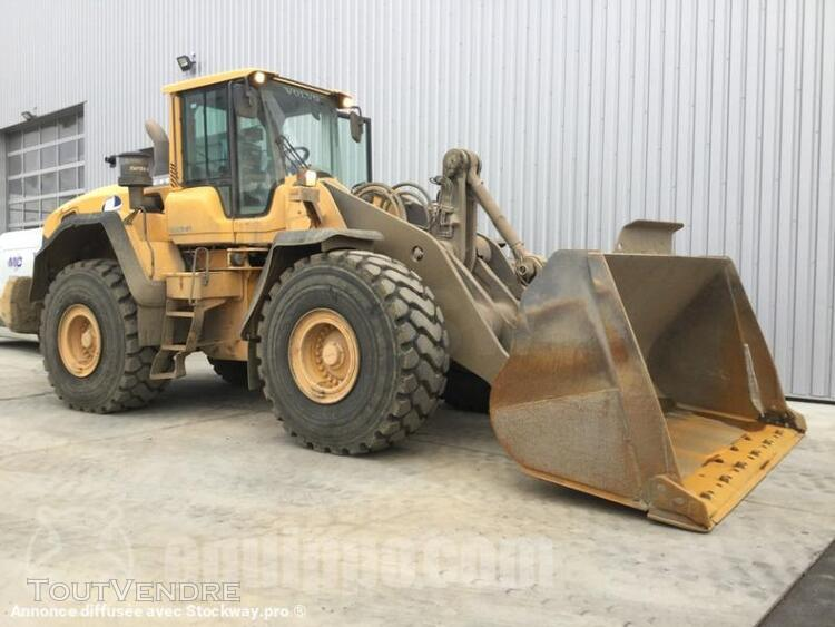 Chargeuse chargeuse standard - volvo l 180 g