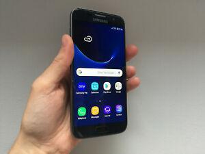 Samsung galaxy s7 noir 32gb excellent état débloqué