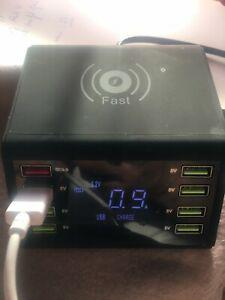 Station de charge usb 8 ports