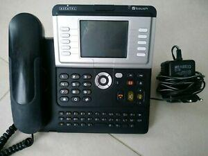 Telephone alcatel 4068 ip touch set france connexion ip