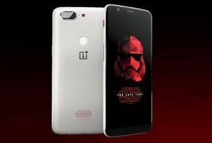 Telephone portable smartphone one plus 5t edition limité
