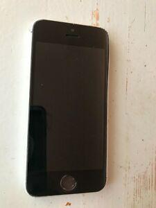 Téléphone portable apple iphone 5 se noir 64 go