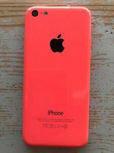Téléphone portable apple iphone 5c rose 16 go