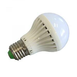 3w 12v ampoule led haute efficacité avec e27
